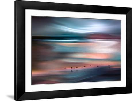 Migrations - Blue Sky-Ursula Abresch-Framed Art Print