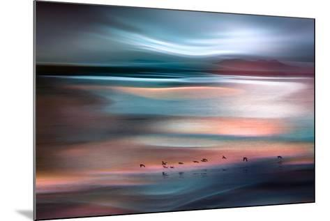 Migrations - Blue Sky-Ursula Abresch-Mounted Photographic Print