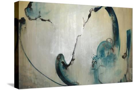 Green Sweep-Kari Taylor-Stretched Canvas Print