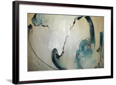 Green Sweep-Kari Taylor-Framed Art Print