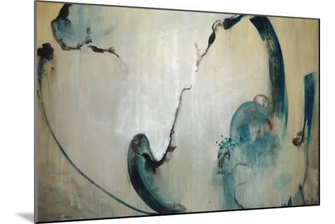 Green Sweep-Kari Taylor-Mounted Giclee Print