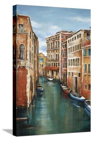 Into Venice-Sydney Edmunds-Stretched Canvas Print