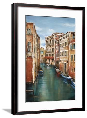 Into Venice-Sydney Edmunds-Framed Art Print