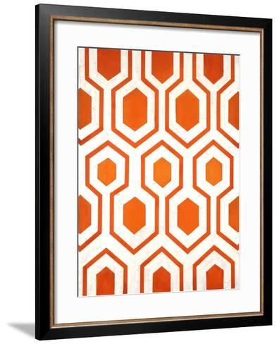 Picture Perfect III-Sydney Edmunds-Framed Art Print