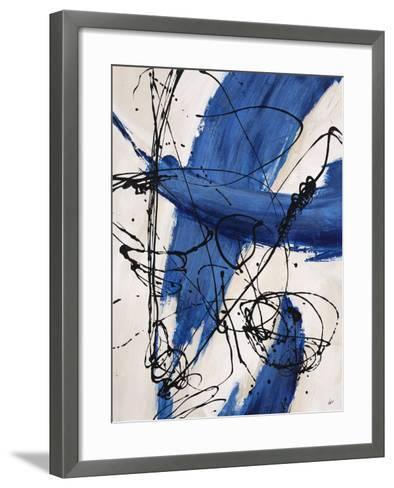 Adaptation V-Joshua Schicker-Framed Art Print