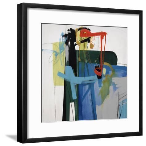 Be Tempted II-Sydney Edmunds-Framed Art Print