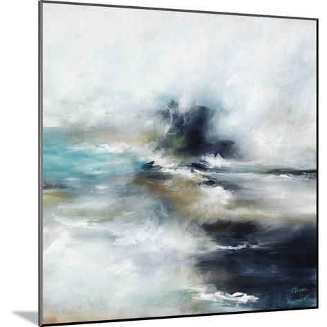 High Tide Wave I-Rikki Drotar-Mounted Giclee Print