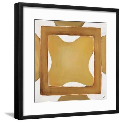 In Turn II-Sydney Edmunds-Framed Art Print