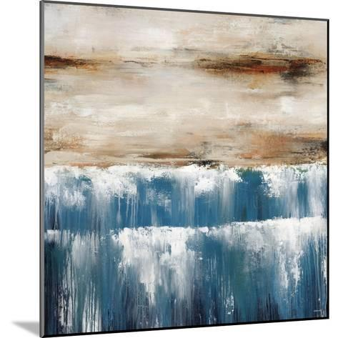 Waterline by the Coast IV-Sydney Edmunds-Mounted Giclee Print