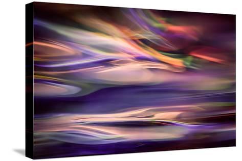 Blue Lagoon at Dawn-Ursula Abresch-Stretched Canvas Print