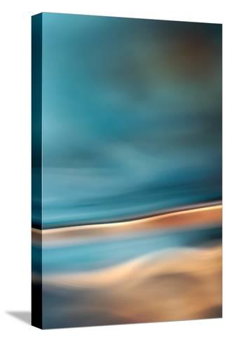 The Beach 3-Ursula Abresch-Stretched Canvas Print