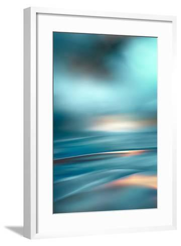The Beach 4-Ursula Abresch-Framed Art Print