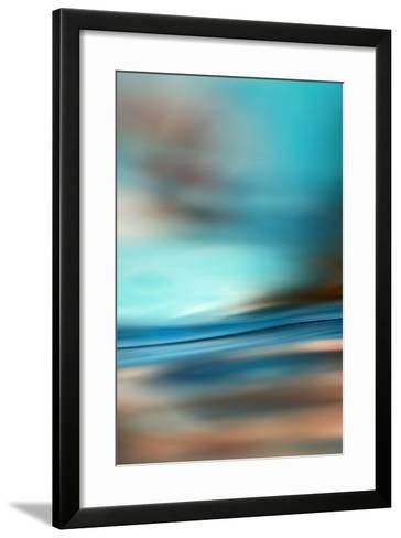 The Beach 5-Ursula Abresch-Framed Art Print