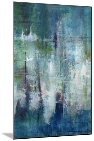 Serene Twilight-Joshua Schicker-Mounted Giclee Print