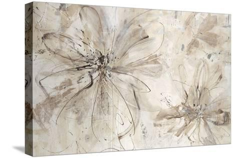 Milk and Honey Floral-Jodi Maas-Stretched Canvas Print