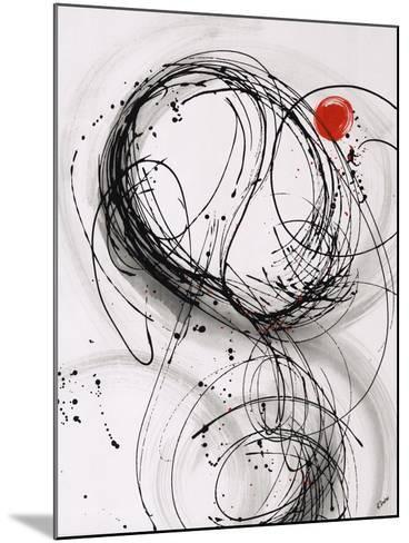 Timing II-Rikki Drotar-Mounted Giclee Print