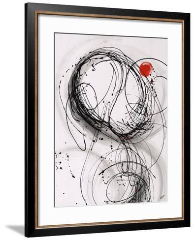 Timing II-Rikki Drotar-Framed Art Print