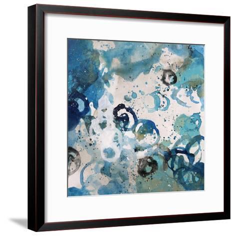 Convivial Dance VIII-Rikki Drotar-Framed Art Print