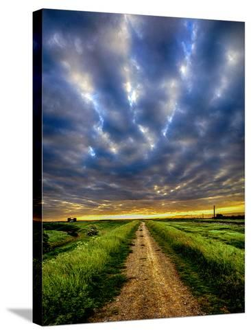Sky Path-Adrian Campfield-Stretched Canvas Print