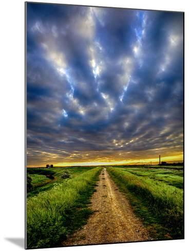 Sky Path-Adrian Campfield-Mounted Photographic Print