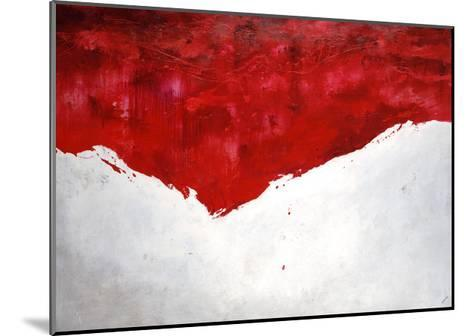 Interplay Rouge-Sydney Edmunds-Mounted Giclee Print