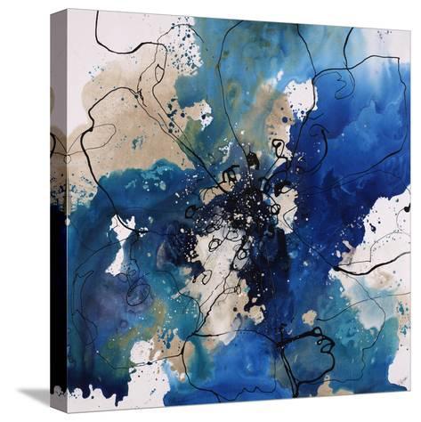 Alluring Blossom II-Rikki Drotar-Stretched Canvas Print
