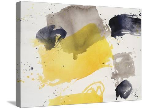 One Step III-Rikki Drotar-Stretched Canvas Print