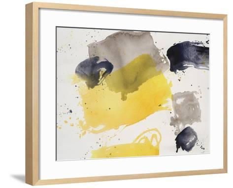 One Step III-Rikki Drotar-Framed Art Print