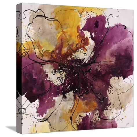 Alluring Blossom I-Rikki Drotar-Stretched Canvas Print