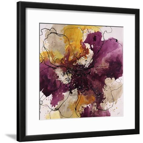 Alluring Blossom I-Rikki Drotar-Framed Art Print