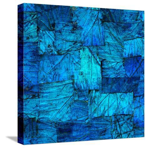 Tapestry in Blue-Doug Chinnery-Stretched Canvas Print