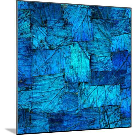 Tapestry in Blue-Doug Chinnery-Mounted Photographic Print