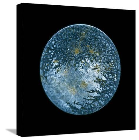 A Distant Moon-Doug Chinnery-Stretched Canvas Print