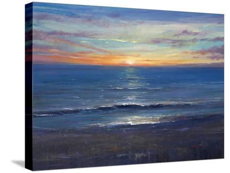 Day Dream Sunset-Tim O'toole-Stretched Canvas Print