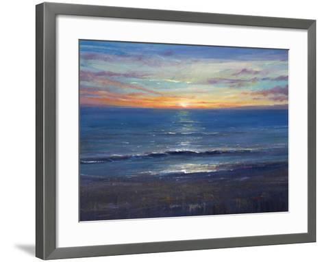 Day Dream Sunset-Tim O'toole-Framed Art Print