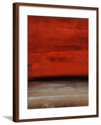 Happy Outlook I-Joshua Schicker-Framed Art Print