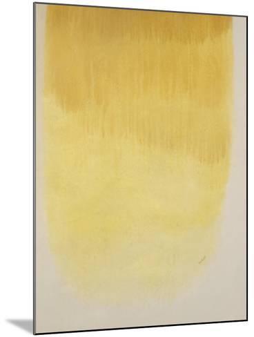 Colorfalls II-Kari Taylor-Mounted Giclee Print