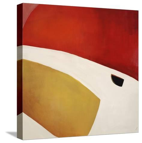 Spaced Out II-Sydney Edmunds-Stretched Canvas Print