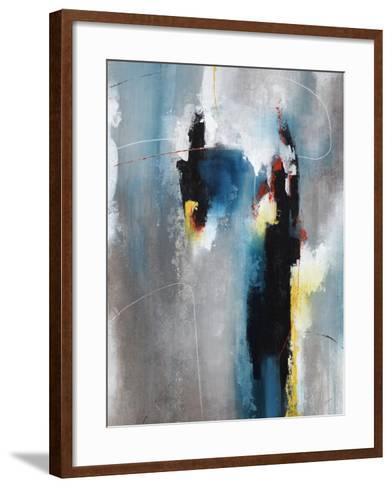 Affair I-Rikki Drotar-Framed Art Print