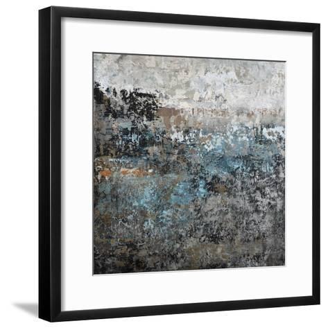 Shades of Blue I-Alexys Henry-Framed Art Print