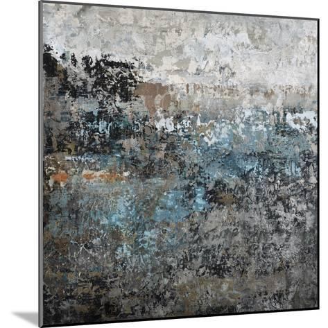 Shades of Blue I-Alexys Henry-Mounted Giclee Print