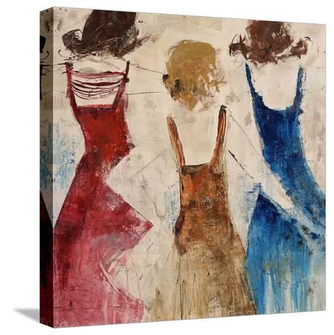 Friday Nights III-Jodi Maas-Stretched Canvas Print