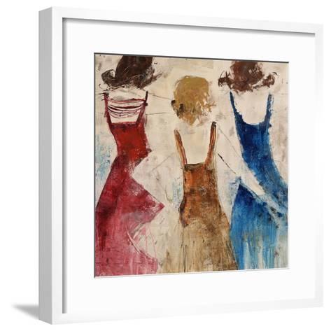 Friday Nights III-Jodi Maas-Framed Art Print