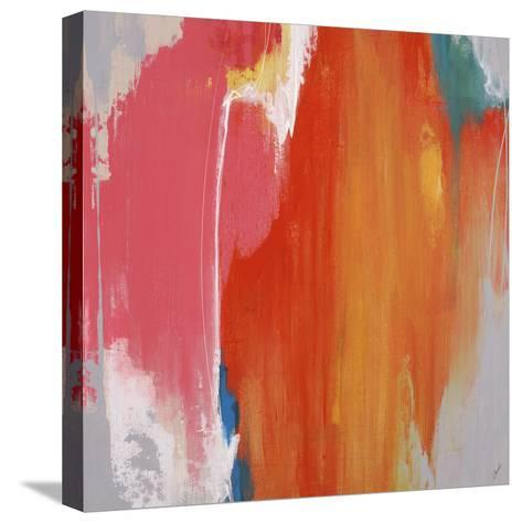 Brand of Color III-Sydney Edmunds-Stretched Canvas Print