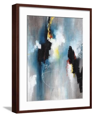Affair II-Rikki Drotar-Framed Art Print
