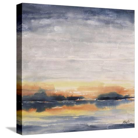 Winter Islands II-Farrell Douglass-Stretched Canvas Print
