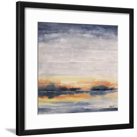 Winter Islands II-Farrell Douglass-Framed Art Print