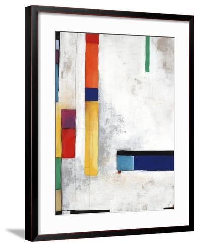 Edge of Things II-Sydney Edmunds-Framed Art Print