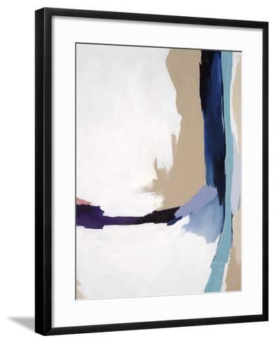 Mainline I-Sydney Edmunds-Framed Art Print