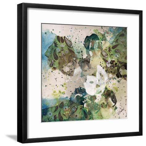 Convivial Games II-Rikki Drotar-Framed Art Print